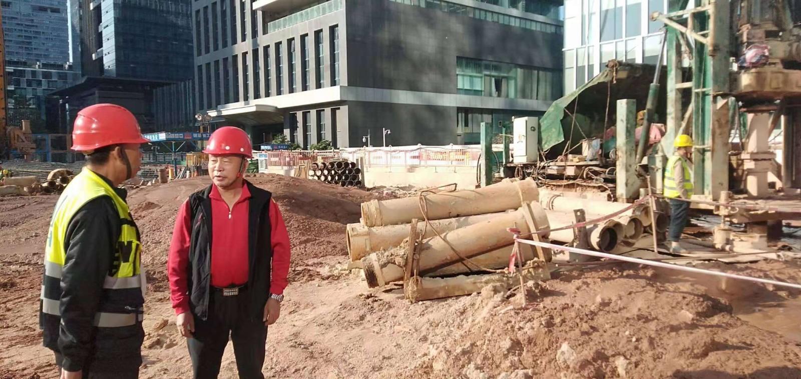 高新园29-15地块(人才公寓项目)基坑支护、土石方及桩基础工程