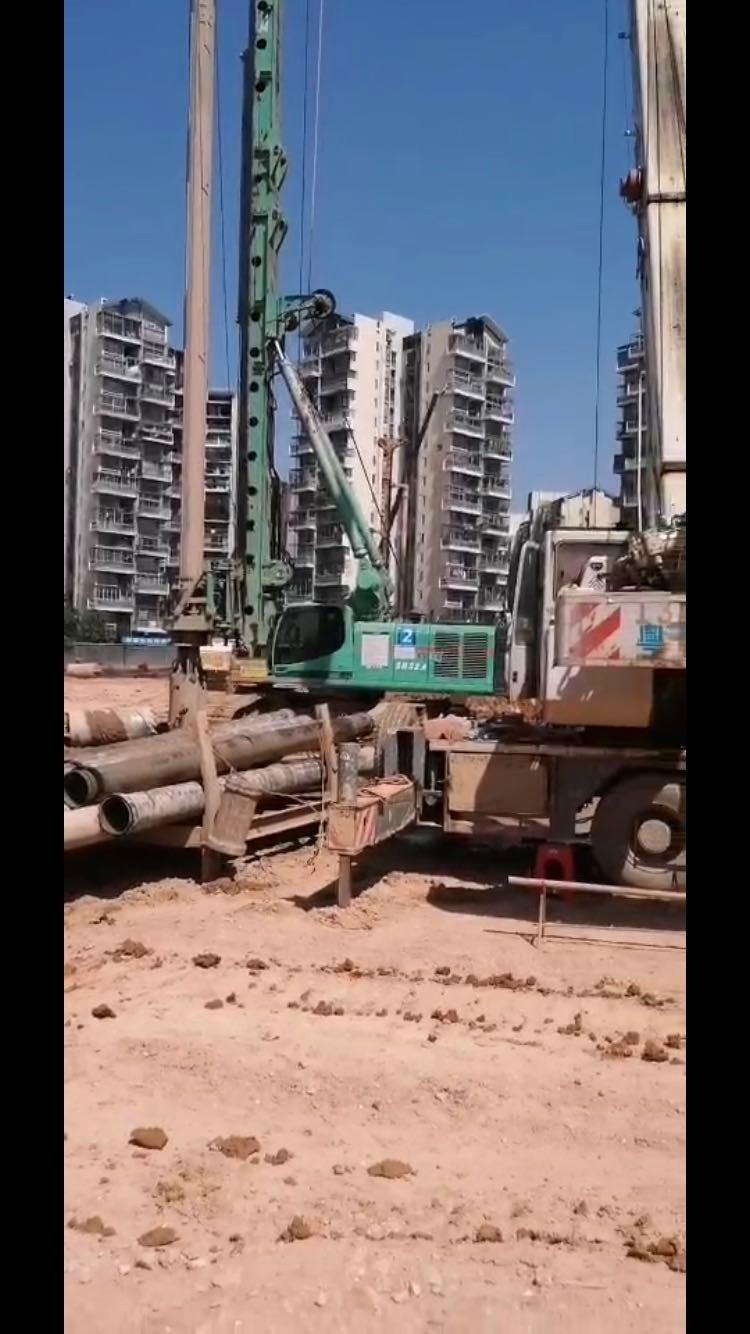 恒壹四季华府地基与基础工程