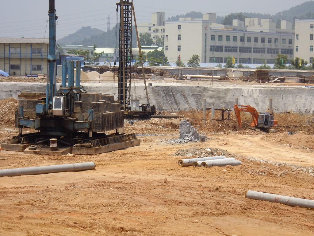 地基基础项目