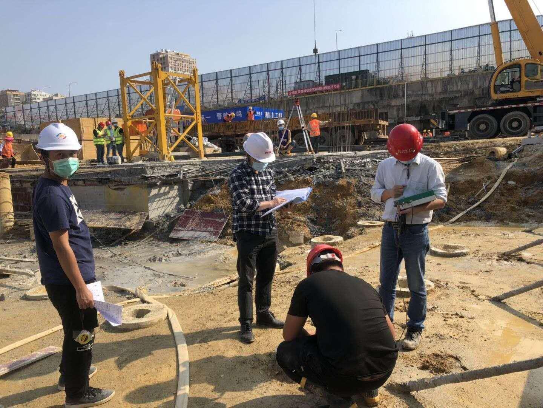 深圳龙湖龙津项目桩基础工程