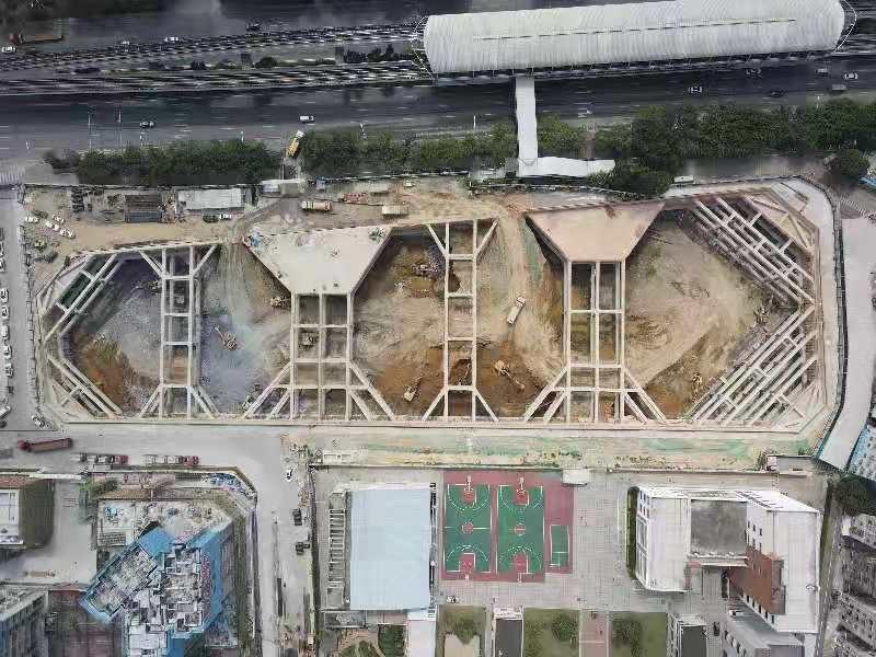 星河保安村项目04.05地块基坑支护工程
